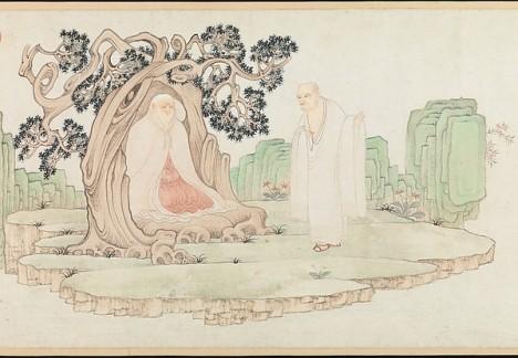 Sixteen Luohans, Wu Bin (active ca. 1583–1626) China. © Metropolitan Museum of Art