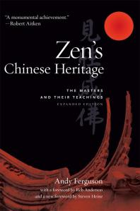 Cover: Zen's Chinese Heritage