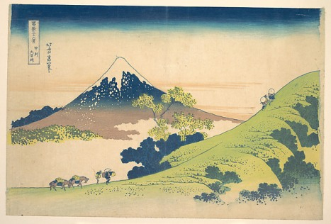 The Inume Pass © Metropolitan Museum of Art