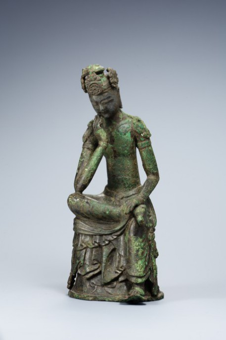 Pensive Bodhisattva © NATIONAL MUSEUM OF KOREA. ALL RIGHTS RESERVED