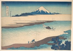 Fuji—The Tama River, Musashi Province