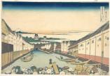 Nihonbashi in Edo