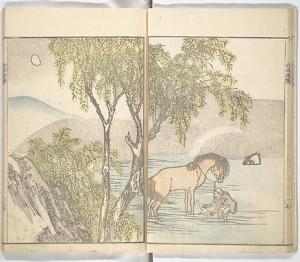 Kawamura Bunpō (Japanese, 1779–1821) © The Metropolitan Museum of Art