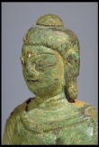Helgö Buddha from Northeast Indian