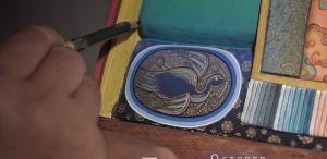 Nepalese sacred-art