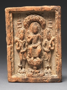 Terracotta, 7th–9th century, Thailand © The Metropolitan Museum of Art
