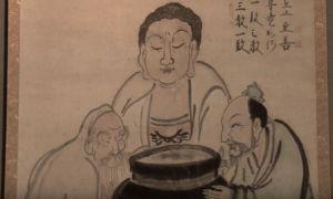 Buddha, Confucius, and Lao Tzu © LACMA