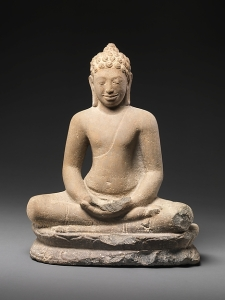 Buddha, Cambodia or Vietnam, 7th–8th century. © The Metropolitan Museum of Art