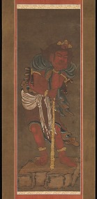 Fudō Myōō, Japan early 13th century. © The Metropolitan Museum of Art