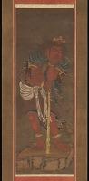 Fudō Myōō, Japan early 13th century. © The Metropolitan Museum of Art