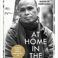 At Home In The World, cover