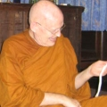 Ajahn Sumedho at the 2006 BPG Summer School.