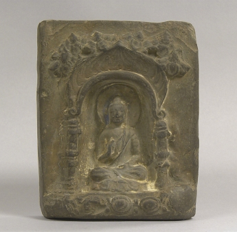 Buddha: Votive Tablet, dated 526, China © The Metropolitan Museum of Art