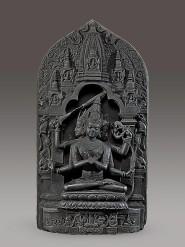 Manjuvajra Mandala, Bangladesh or India (Bengal), 11th century. © Metropolitan Museum of Art