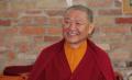 Ringu Tulku Rinpoche im Bodhicharya Berlin
