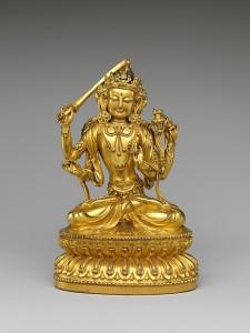 Bodhisattva Manjushri © The Metropolitan Museum of Art