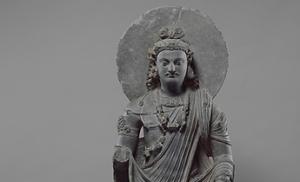 Standing Bodhisattva Maitreya. © Metropolitan Museum of Art