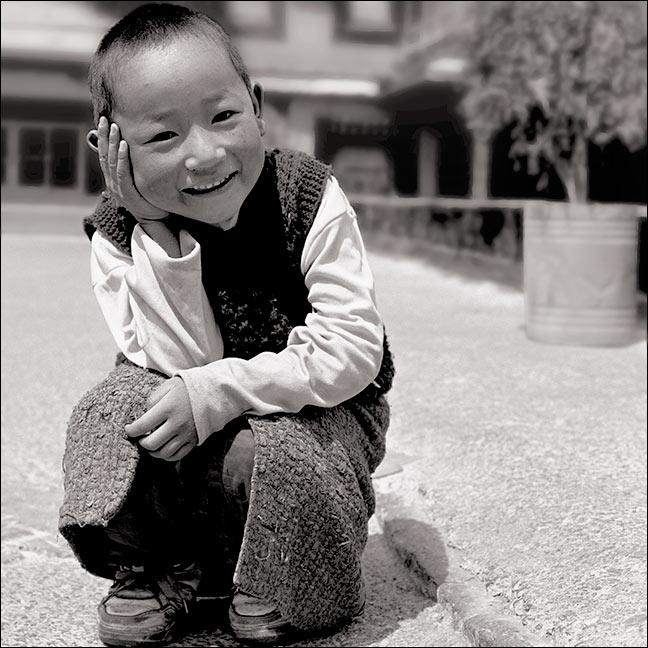 Journey around Tibet in 1997 - 3