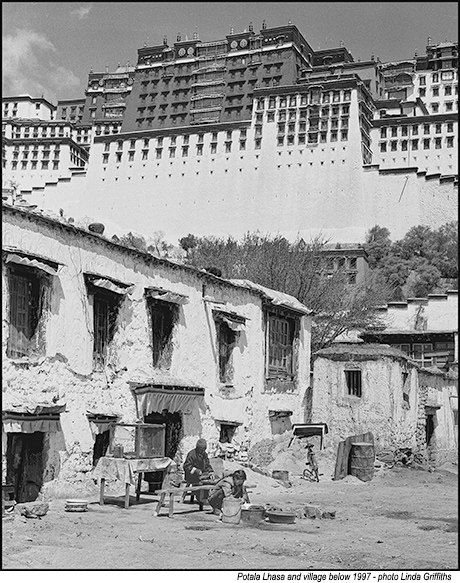 Journey around Tibet in 1997