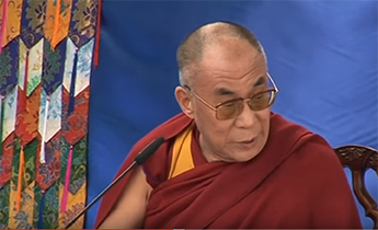 No Regrets Dalai Lama