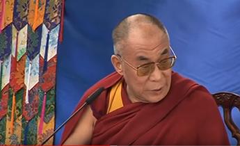 No Regrets Dalai Lama
