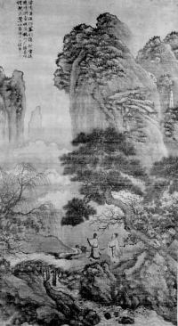 Spring Morning in the Mountains Xie Shichen (Chinese, 1487–ca. 1567) © Metropolitan Museum of Art