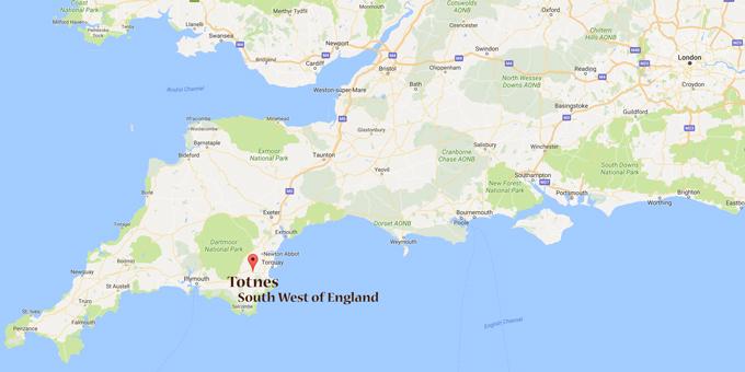 Totnes, England