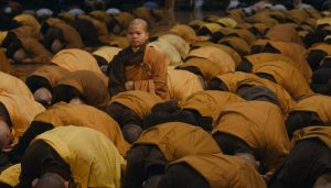 A film about Thich Nhat Hanh and Plum Village.