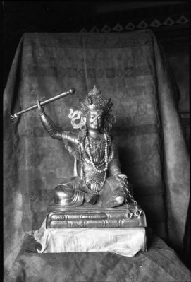 Tibetan or Mongolian Avalokiteshvara / Chenrezig demonstrating upaya. © eap.bl.uk
