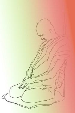 Monk © Marcelle Hanselaar