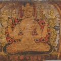 Book Cover from a Manuscript of the Ashtasahasrika Prajnaparamita Sutra