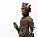 Avalokitesvara,Japan, Asuka Period 7th century Horyuji © Tokyo National Museum
