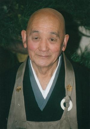 Harada Tangen Roshi