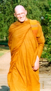 Ajahn Sumedho at Buddhist Publishing Group Summer School