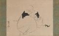 Hotei, Japan, Ogata Kōrin (Japanese, 1658–1716) © Metropolitan Museum of Art