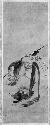 Hotei, Japan, After Kenkō Shokei (Japanese, active ca. 1470–after 1523), © Metropolitan Museum of Art