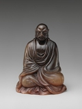 Bodhidharma, China, 17th century © The Metropolitan Museum of Art