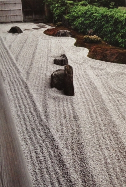 Zen Gardens and Temples of Kyoto.