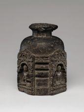 Votive Stupa with Four Buddhas, India, Bihar, 10th–11th century © The Metropolitan Museum of Art