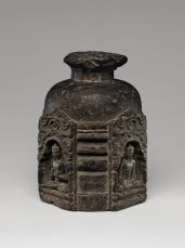 Votive Stupa with Four Buddhas, India, Bihar, 10th–11th century © The Metropolitan Museum of Art