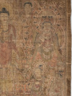 Maitreya Paradise, China, Gansu province, Dunhuang, 945 CE. Images © President and Fellows of Harvard College.