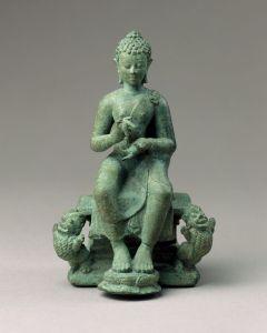 The Transcendent Buddha Vairochana, Indonesia, 9th century © The Metropolitan Museum of Art