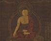 Shakyamuni triad Korea 석가삼존도 조선釋迦三尊圖 朝鮮, 1565 © The Metropolitan Museum of Art