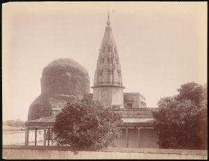 Agra, Earliest Buddha Temple