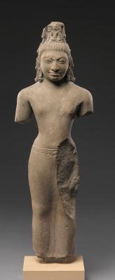 Bodhisattva Avalokiteshvara, 7th century, Southern Thailand. © Metropolitan Museum of Art