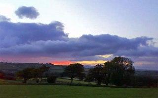Sunset. © RSR