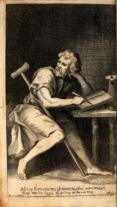 The philosopher Epictetus—image Wikipedia