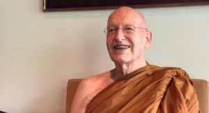Just watching the mind. Ajahn Sumedho