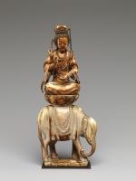 Bodhisattva Samantabhadra (Puxian), 12th–14th century, China